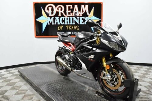 2015 Triumph Daytona -- Black for sale craigslist