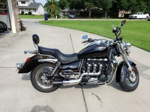 2015 Triumph Rocket III Black for sale
