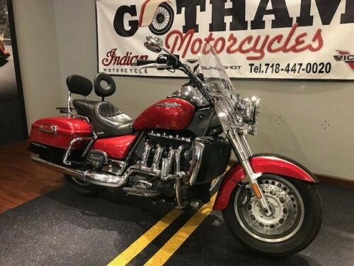 2015 Triumph Rocket III Red for sale craigslist