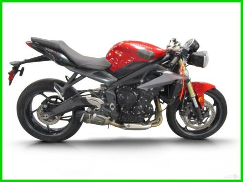 2015 Triumph Speed Triple CALL (877) 8-RUMBLE Red for sale