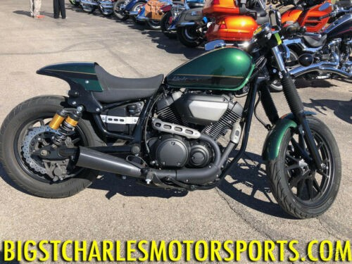 2015 Yamaha Bolt C-Spec Green craigslist