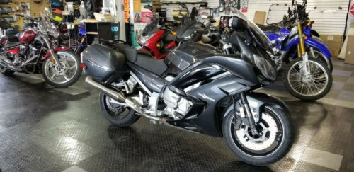 2015 Yamaha FJR1300ES -- Gray for sale craigslist