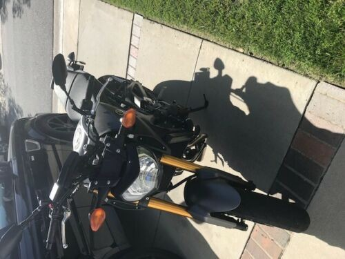 2015 Yamaha FZ09 Gray for sale craigslist
