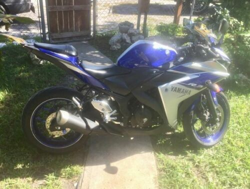 2015 Yamaha Other Blue for sale