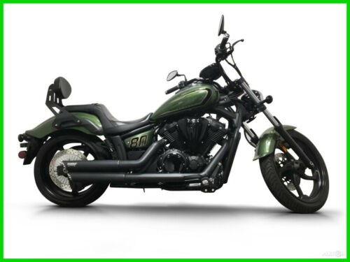 2015 Yamaha Raider CALL (877) 8-RUMBLE Green for sale craigslist