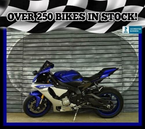 2015 Yamaha YZF-R -- Blue for sale craigslist