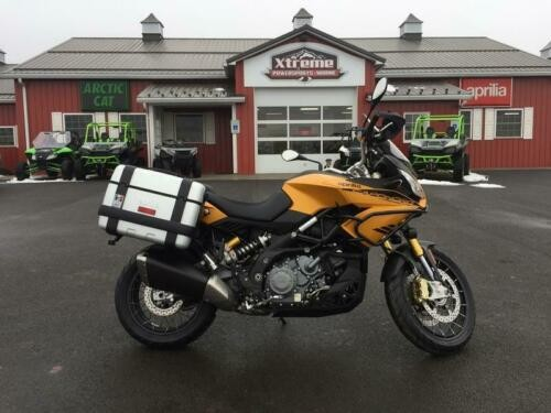 2016 Aprilia 2016 APRILIA CAPONORD RALLY 1200 ABS, NO FEES! Dune Yellow for sale craigslist