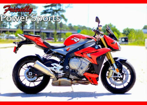 2016 BMW BMW S1000R for sale