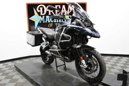 2016 BMW R 1200 GS Adventure Premium -- Blue for sale