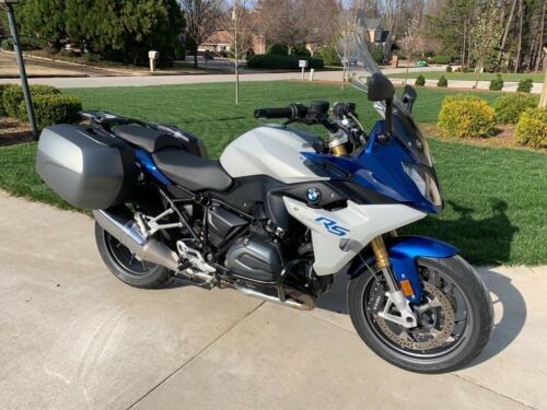 2016 BMW R 1200 RS Premium Blue for sale craigslist