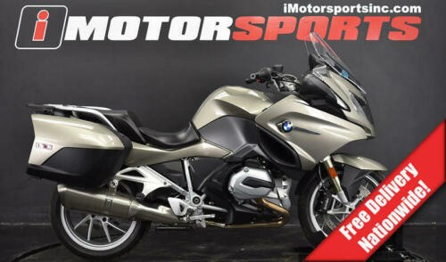 2016 BMW R 1200 RT Platinum Bronze Metallic -- Gold for sale