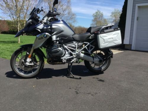 2016 BMW R1200GS Blue craigslist