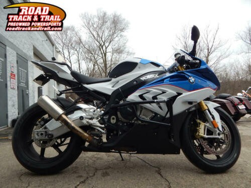2016 BMW S 1000 RR -- Blue for sale