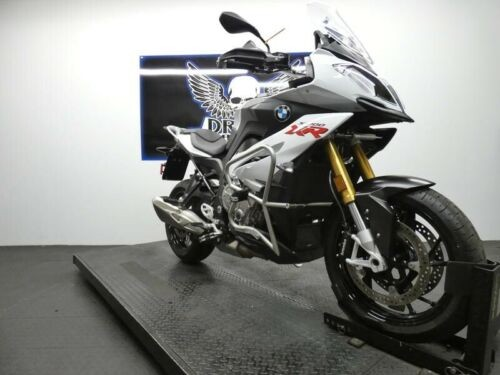 2016 BMW S 1000 XR Light White -- White for sale