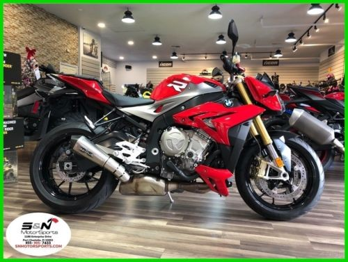 2016 BMW S 1000 R Red for sale craigslist
