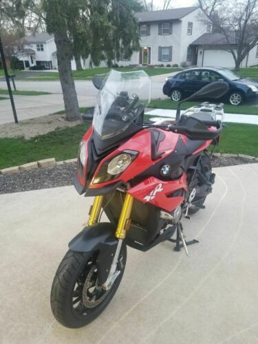 2016 BMW S1000xr Racing Red for sale craigslist
