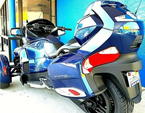 2016 Can-Am SPYDER RT LTD SE6 Blue craigslist