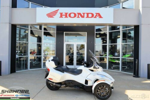 2016 Can-Am Spyder RT S 6-Speed Manual (SM6) White for sale craigslist