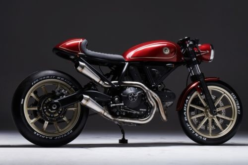 2016 Ducati Scrambler Red for sale craigslist