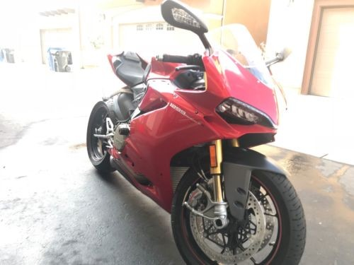 2016 Ducati Superbike Red for sale craigslist