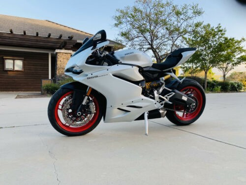 2016 Ducati Superbike White for sale