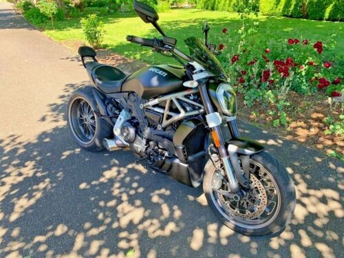 2016 Ducati Xdiavel Black for sale craigslist