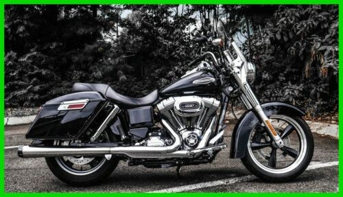 2016 Harley-Davidson Dyna FLD  Switchback™ Black for sale craigslist
