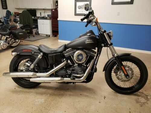 2016 Harley-Davidson Dyna FLAT BLACK for sale craigslist