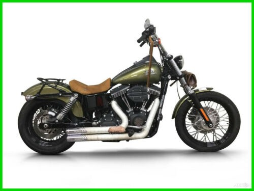 2016 Harley-Davidson Dyna CALL (877) 8-RUMBLE Green for sale
