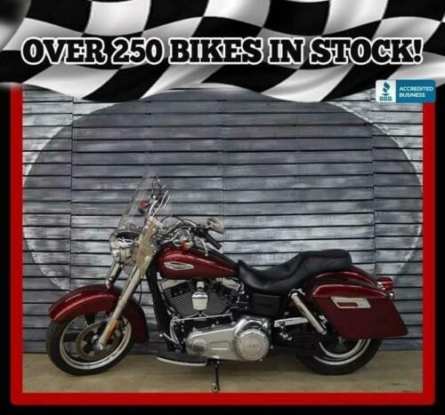 2016 Harley-Davidson Dyna Switchback Red for sale craigslist