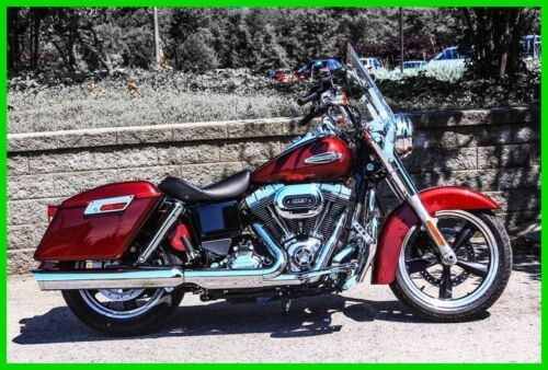 2016 Harley-Davidson Dyna FLD  Switchback™ VELOCITY RED for sale craigslist