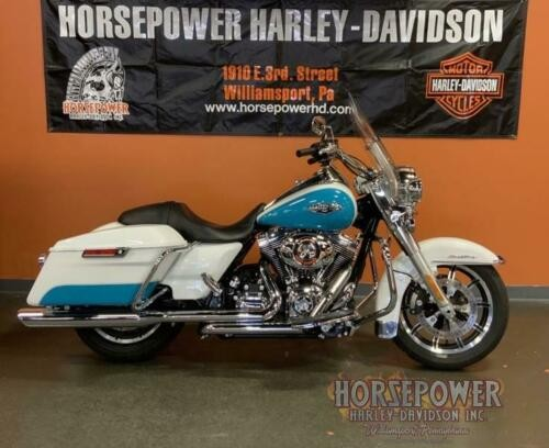 2016 Harley-Davidson FLHR - Road King® -- Teal for sale