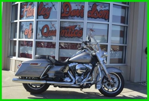 2016 Harley-Davidson FLHR - Road King BILLET SILVER for sale