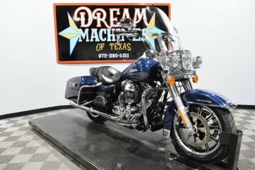 2016 Harley-Davidson FLHR - Road King -- Blue for sale craigslist