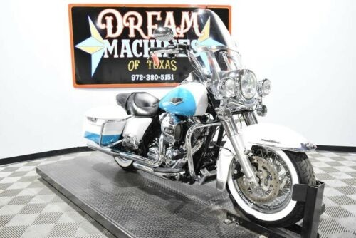 2016 Harley-Davidson FLHR - Road King -- Teal for sale craigslist