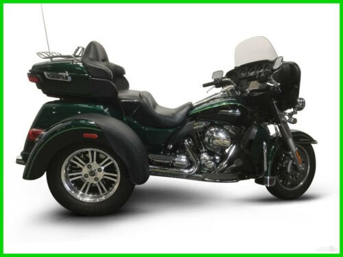 2016 Harley-Davidson FLHTCUTG TRIGLIDE ULTRA CLASSIC CALL (877) 8-RUMBLE Green for sale craigslist