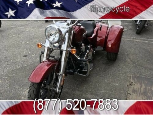 2016 Harley-Davidson FLRT FREE WHEELER -- -- for sale craigslist