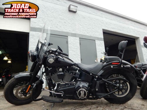 2016 Harley-Davidson FLSS - Softail Slim® S -- Black for sale craigslist