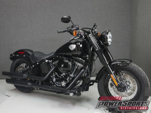 2016 Harley-Davidson FLSS SOFTAIL SLIM S W/ABS VIVID BLACK for sale craigslist