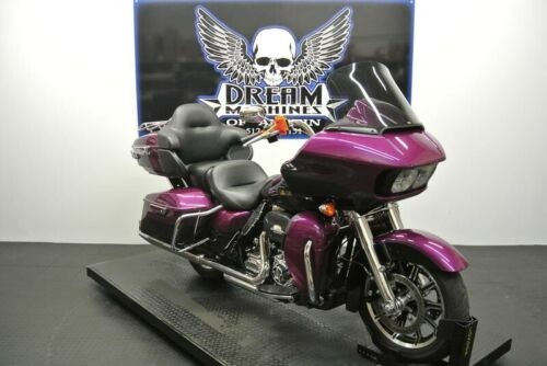 2016 Harley-Davidson FLTRU - Road Glide Ultra -- Purple for sale craigslist