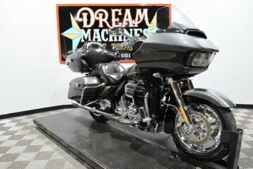 2016 Harley-Davidson FLTRUSE - Screamin Eagle Road Glide Ultra CVO -- Charcoal Slate and Carbon Dust for sale craigslist