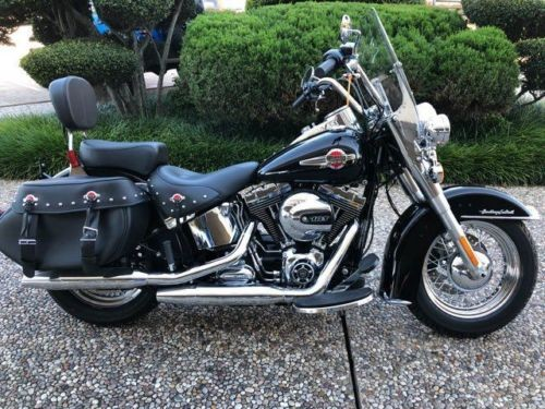 2016 Harley-Davidson Heritage Softail Classic *** ONLY 71 MILES *** Black craigslist