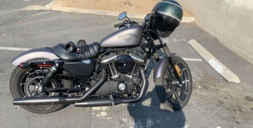 2016 Harley-Davidson Iron 883 Gray for sale craigslist