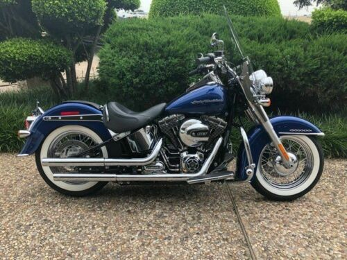 2016 Harley-Davidson Softail Deluxe -- Blue for sale craigslist