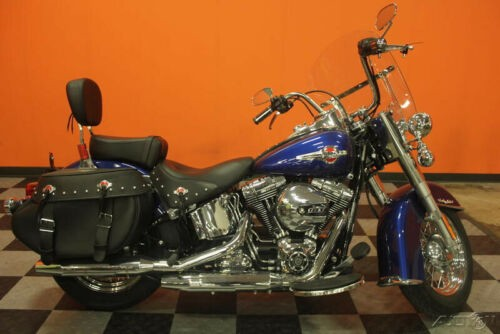 2016 Harley-Davidson Softail FLSTC Heritage Classic Blue for sale