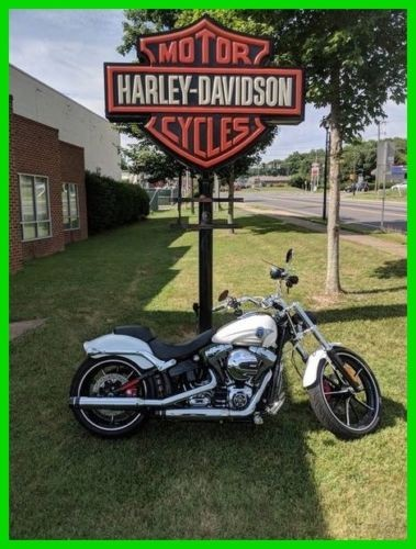 2016 Harley-Davidson Softail FXSB  Breakout® Crushed Ice Pearl for sale