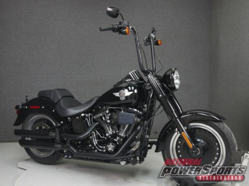 2016 Harley-Davidson Softail VIVID BLACK for sale craigslist