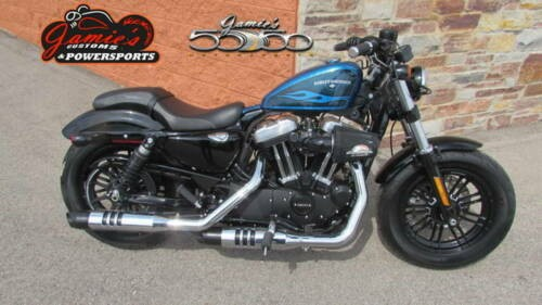 2016 Harley-Davidson Sportster XL1200X - Sportster Forty-Eight Blue for sale