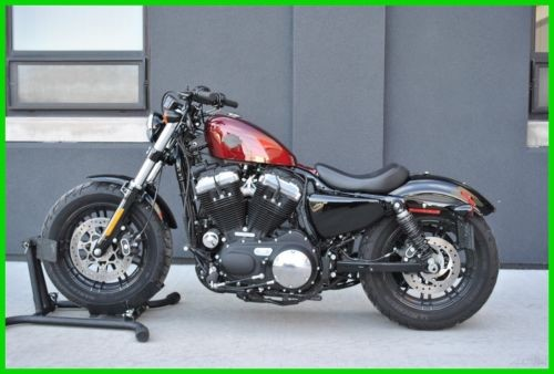 2016 Harley-Davidson Sportster XL1200X - Forty-Eight Velocity Red Sunglo for sale craigslist