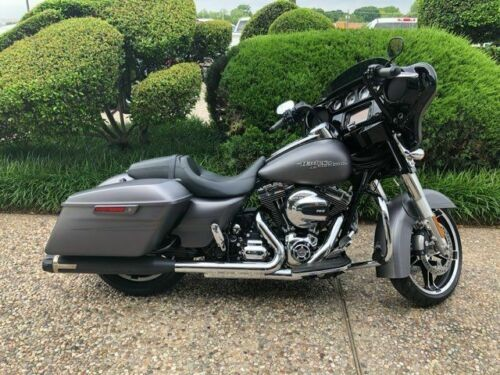 2016 Harley-Davidson Street Glide Special -- Gray for sale